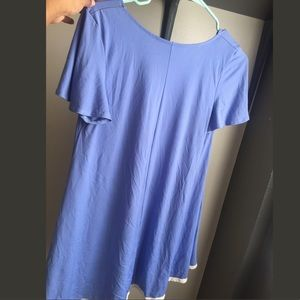 Midi Dress baby blue